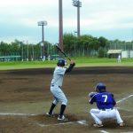 野球部交流試合